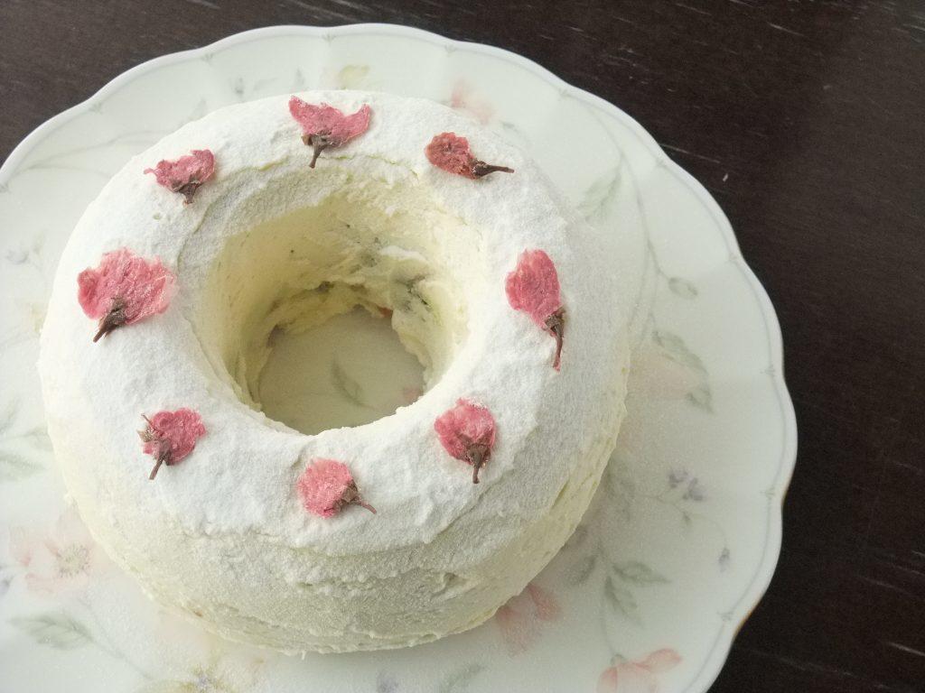 さくらのケーキ
