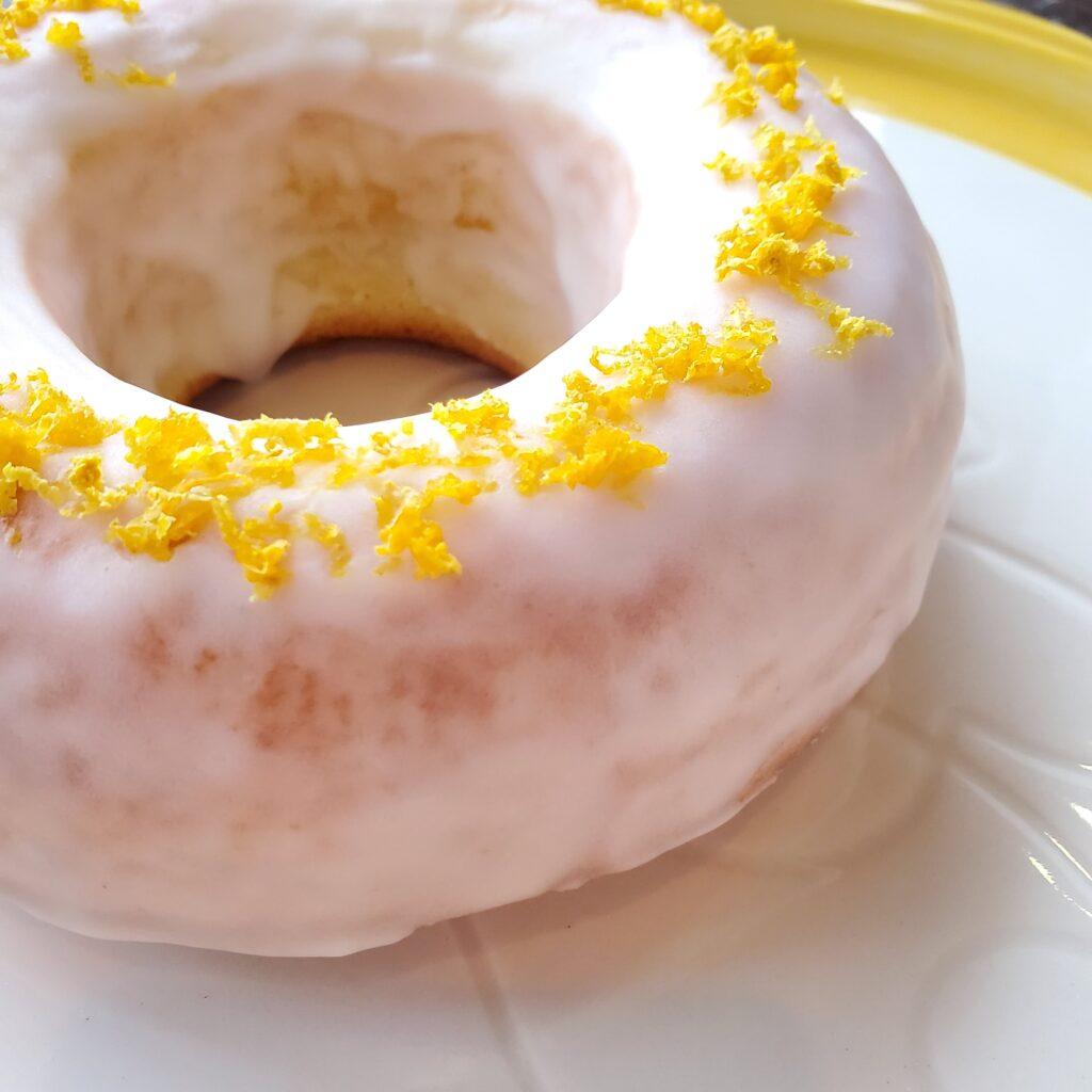 檸檬れもんのレモンケーキ